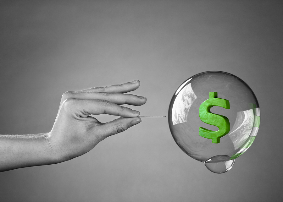 Are We Headed for a Bond Bubble That's About to Burst?