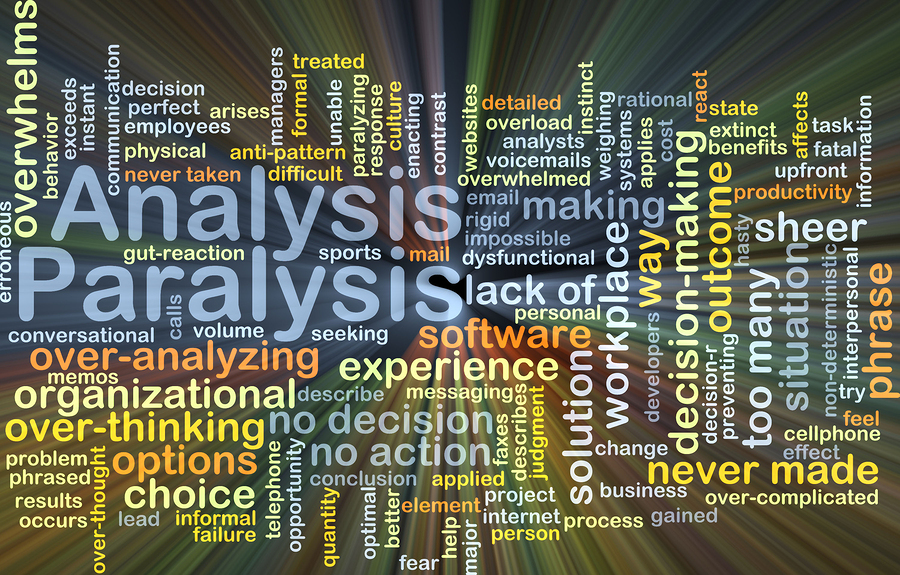 How to Overcome Analysis Paralysis and Make Good Financial Decisions