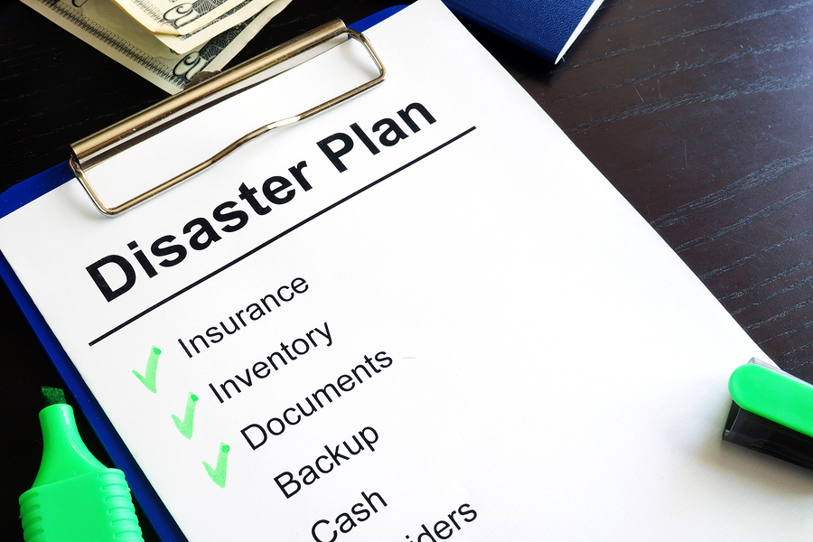 DISASTER PLANNING STEPS FOR SENIORS  TO SUPPORT RECOVERY